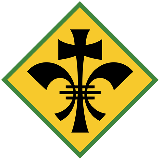 Kreuzlilie Pfadfinder Logo